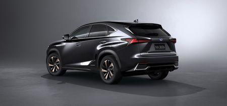 Anh thuc cua Lexus NX 300h 2018 tai Trien lam O to Frankfurt 2017 - Anh 5