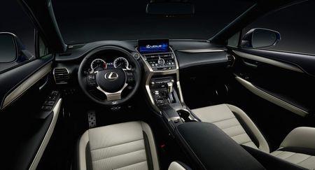Anh thuc cua Lexus NX 300h 2018 tai Trien lam O to Frankfurt 2017 - Anh 7