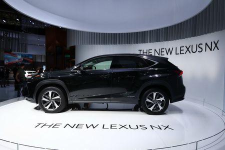 Anh thuc cua Lexus NX 300h 2018 tai Trien lam O to Frankfurt 2017 - Anh 8