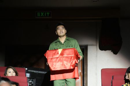 Ta Quang Thang, Ngoc Khue xuat hien an tuong trong dem nhac 'Tim Sen' - Anh 5