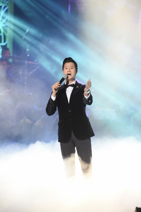 Ta Quang Thang, Ngoc Khue xuat hien an tuong trong dem nhac 'Tim Sen' - Anh 8