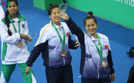 Doan The thao Viet Nam 'mo hang' huy chuong tai AIMAG 5 - Anh 1