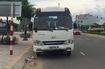 Đà Nẵng: Va chạm với xe khách, 2 phụ nữ bị hất văng ra đường