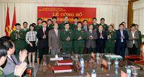 Công bố thành lập Uỷ ban hợp tác quản lý cửa khẩu phía Việt Nam