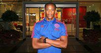 Anthony Martial khoác áo số 9 ở Man United