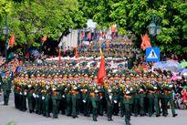 Những hình ảnh xúc động mạnh trong lễ diễu binh, diễu hành 2/9
