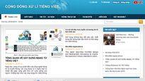 Cuối năm 2015 sẽ có thêm mạng từ tiếng Việt