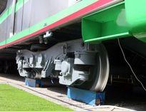 Xếp hàng xem mẫu tàu điện Cát Linh - Hà Đông