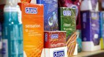 Nga cấm cửa bao cao su Durex