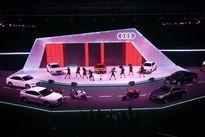 13 triệu lượt xem sự kiện Audi Progressive Việt Nam