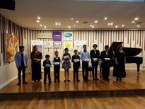 Việt Nam đoạt giải nhất cuộc thi Piano quốc tế Mozart lần thứ 6