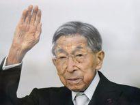 Hoàng tử lớn tuổi nhất của Nhật qua đời