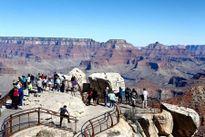 Nếu đến Mỹ, bạn nhất định không nên bỏ qua Grand Canyon