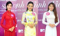 92 nữ sinh vào bán kết Nữ sinh viên Việt Nam duyên dáng 2016