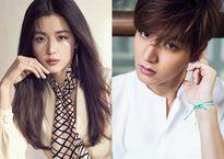Jun Ji Hyun và Lee Min Ho đứng đầu bảng xếp hạng Thương hiệu uy tín tháng 12