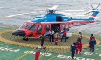 Cứu sống ngư dân bị thương nghiêm trọng trên biển