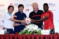 Toyota Mekong Club Championship 2016: SHB Đà Nẵng không từ bỏ mục tiêu
