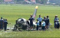 4 vụ rơi máy bay thương tâm trong năm 2016 tại Việt Nam