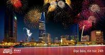 TP.HCM không bắn pháo hoa chào đón năm mới 2017