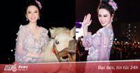Angela Phương Trinh 'làm trò lố', cưỡi ngựa đi dự sự kiện