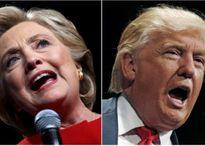 Ông Donald Trump gọi bà Clinton là kẻ xấu xa