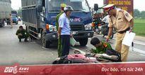 55 người thương vong vì tai nạn giao thông trong ngày đầu năm mới Đinh Dậu