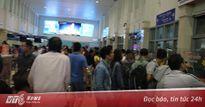 Sân bay Tân Sơn Nhất vẫn cháy vé vào ngày mồng 2 Tết
