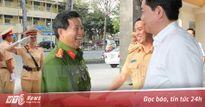 TP.HCM không có người chết do tai nạn giao thông trong dịp Tết Đinh Dậu