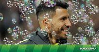 Guardiola giải thích lý do vì sao Aguero bị loại ở trận West Ham