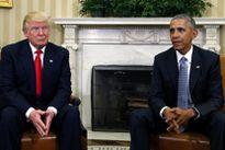 Ông Trump thích thú hồi tưởng cuộc tâm sự với ông Obama khi đi nhậm chức