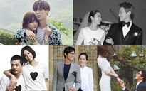 Cuộc sống hôn nhân của 5 cặp đôi đình đám xứ Hàn
