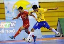 Futsal Đông Nam Á 2017: Việt Nam chạm mặt Thái Lan