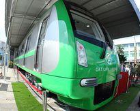 Đường sắt Cát Linh - Hà Đông được vận hành vào đầu quý 2/2018