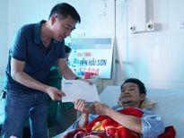 Những tấm lòng vàng giúp gia đình kiệt quệ vì bệnh tật