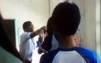 Tin mới nhất vụ Thầy trò đánh nhau trong lớp học tại Hậu Giang