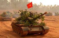 Bất ngờ hệ thống điều khiển hỏa lực của xe tăng T-55 Việt Nam