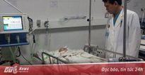Cứu sống bé trai 15 tháng tuổi rơi từ tầng 5 xuống đất