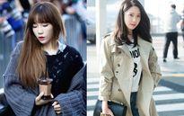 5 chiếc áo khoác khiến sao Hàn 'phát cuồng' trong mùa Xuân