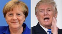 Ông Trump chọn bà Merkel để hỏi về Ukraine và Putin