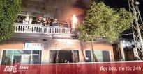 Cháy nổ lớn cửa hàng khung tranh ở Huế