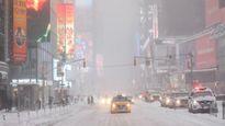 Bão tuyết đe dọa bờ đông nước Mỹ
