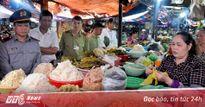 6 đoàn thanh, kiểm tra an toàn thực phẩm tại 12 tỉnh, thành phố