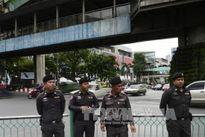 Cảnh sát Thái Lan phá âm mưu sát hại thủ tướng