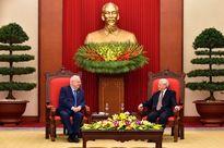 Thúc đẩy mạnh mẽ quan hệ hợp tác hữu nghị Việt Nam- Israel