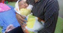 Bé trai chào đời với cân nặng lên tới 6,1 kg