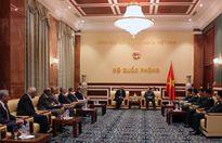 Israel muốn thúc đẩy hợp tác quốc phòng với Việt Nam