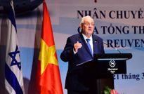 Tổng thống Israel so sánh người Việt và người Israel như cây tùng, cây bách