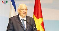 Tổng thống Reuven Ruvi Rivlin dự diễn đàn doanh nghiệp Việt Nam-Israel