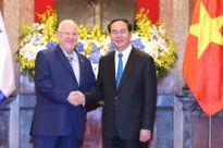 Việt Nam - Israel coi khoa học công nghệ là trụ cột ưu tiên hợp tác