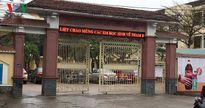 Kỷ luật cảnh cáo giám thị bị tố 'ăn cắp chất xám' ở Nghệ An